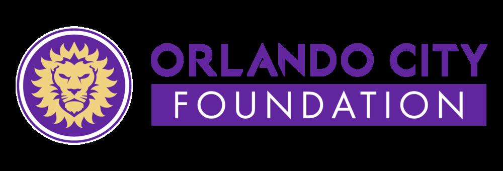 Orlando City Foundation logo