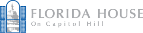 The Florida House on Capitol Hill logo